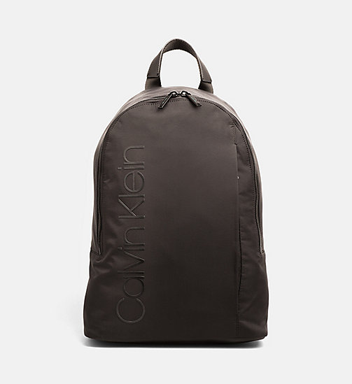 CALVIN KLEIN Backpack - BLACK - CALVIN KLEIN BAGS - main image