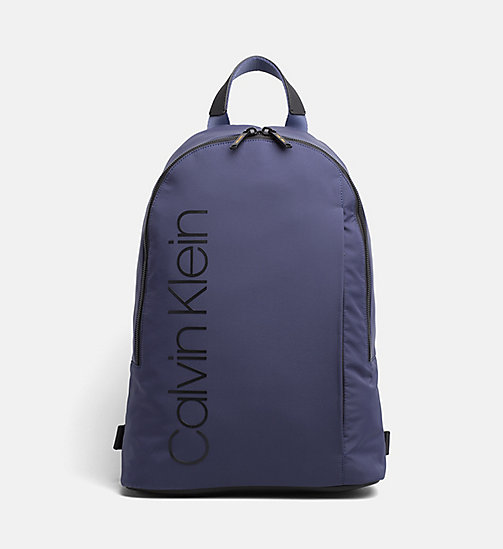 CALVINKLEIN Backpack - NAVY - CALVIN KLEIN NEW IN - main image