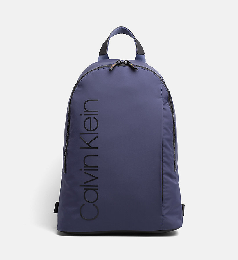 CALVINKLEIN Backpack - DARK RED - CALVIN KLEIN MEN - main image