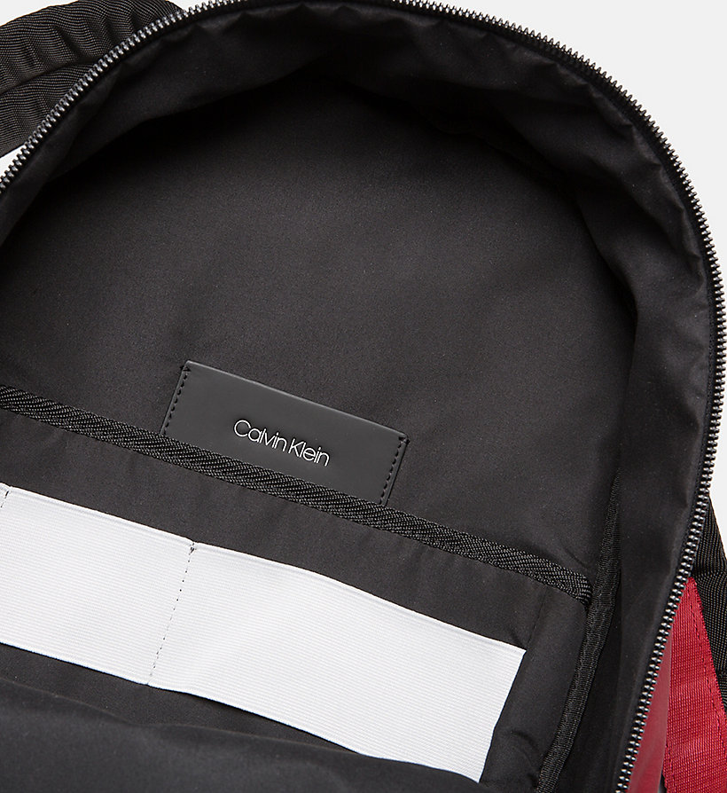 CALVINKLEIN Backpack - BLACK - CALVIN KLEIN MEN - detail image 3