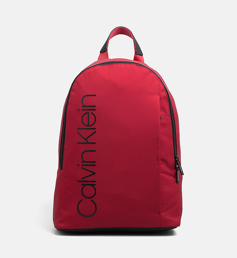 CALVINKLEIN Backpack - BLACK - CALVIN KLEIN MEN - main image
