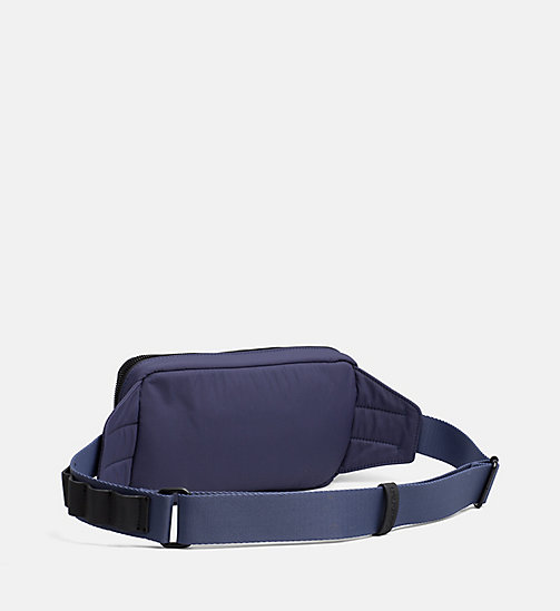 CALVINKLEIN Bum Bag - NAVY -  BUM BAGS - detail image 1