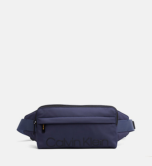 CALVINKLEIN Bum Bag - NAVY -  BUM BAGS - main image