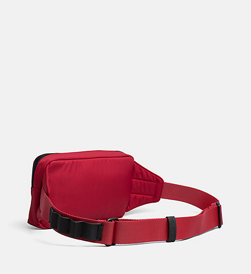 CALVINKLEIN Sling Crossover - DARK RED - CALVIN KLEIN NEW IN - detail image 1
