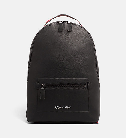 CALVINKLEIN Backpack - BLACK - CALVIN KLEIN NEW IN - main image