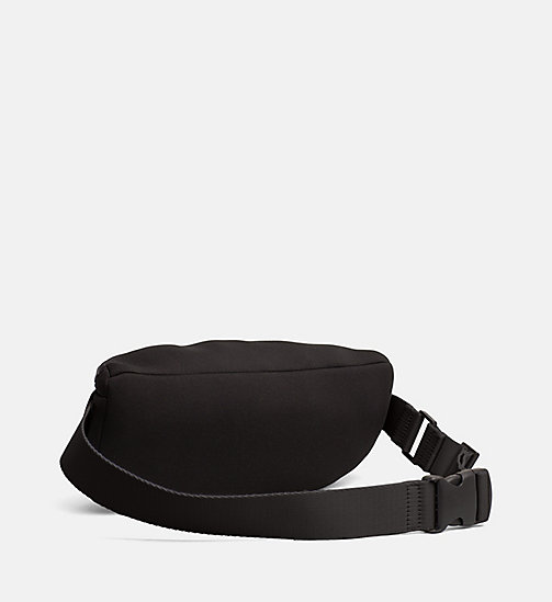CALVINKLEIN Neoprene Waist Bag - BLACK - CALVIN KLEIN NEW IN - detail image 1