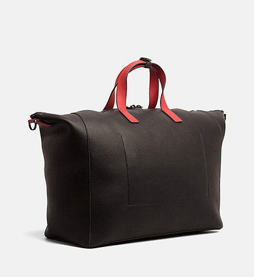 CALVINKLEIN Weekender Bag - BLACK - CALVIN KLEIN SHOES & ACCESSORIES - detail image 1