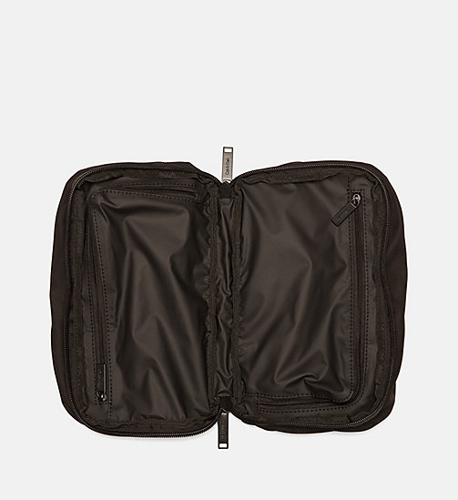 CALVINKLEIN Wash Bag - BLACK - CALVIN KLEIN NEW IN - detail image 1