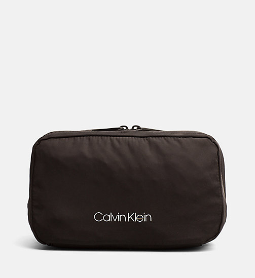 CALVINKLEIN Wash Bag - BLACK - CALVIN KLEIN NEW IN - main image