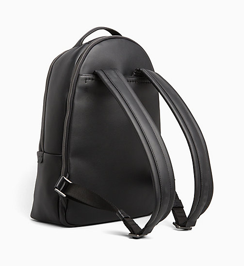 CALVINKLEIN Laptop Backpack - BLACK - CALVIN KLEIN LAPTOP BAGS - detail image 1