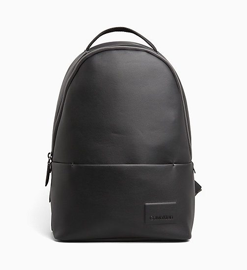 CALVINKLEIN Laptop Backpack - BLACK - CALVIN KLEIN LAPTOP BAGS - main image