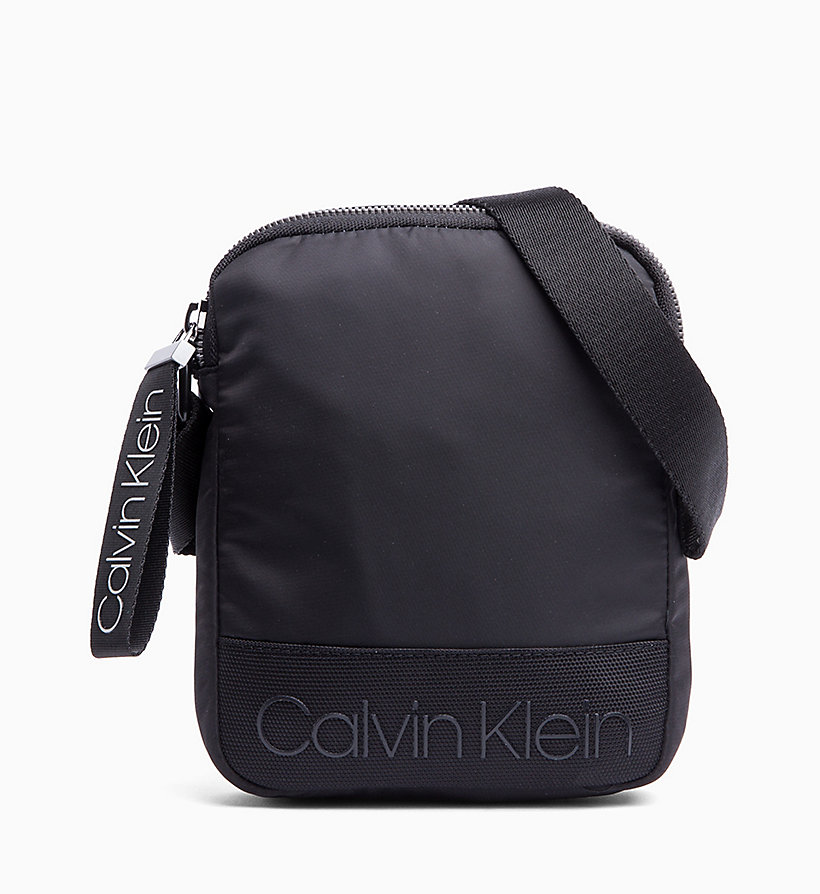 CALVIN KLEIN Mini Reporter Bag - NIGHTSCAPE - CALVIN KLEIN MEN - main image