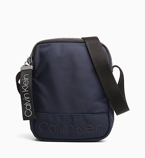 CALVIN KLEIN Mini Reporter Bag - NIGHT SCAPE - CALVIN KLEIN The New Off-Duty - main image