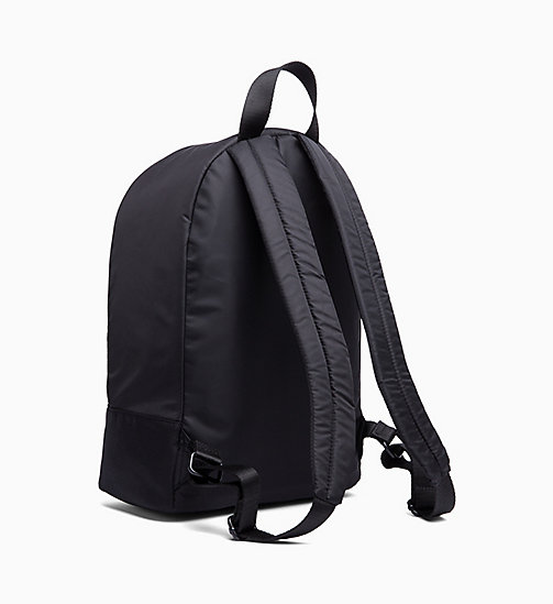 CALVINKLEIN Round Backpack - BLACK - CALVIN KLEIN BACKPACKS - detail image 1