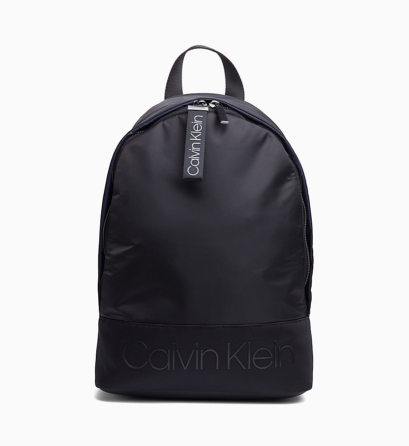 CALVIN KLEIN Round Backpack - NIGHT SCAPE - CALVIN KLEIN MEN - main image