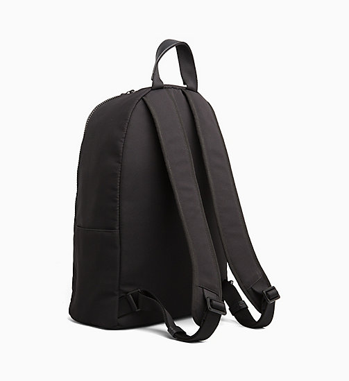 CALVIN KLEIN Runder Rucksack - BLACK - CALVIN KLEIN IN THE THICK OF IT FOR HIM - main image 1