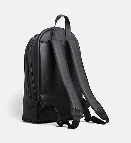CALVIN KLEIN Round Backpack - BLACK - CALVIN KLEIN ALL GIFTS - detail image 1