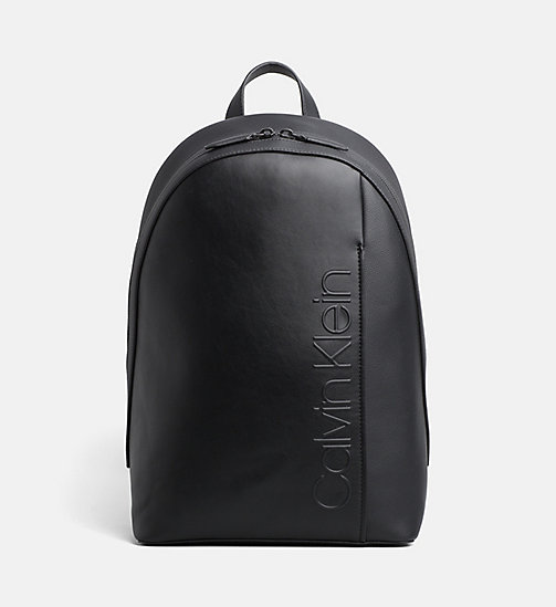 CALVINKLEIN Round Backpack - BLACK - CALVIN KLEIN ALL GIFTS - main image