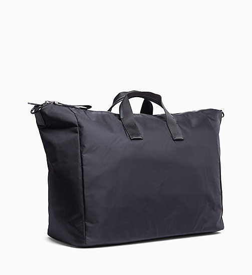 CALVINKLEIN Sac weekender - BLACK - CALVIN KLEIN The New Off-Duty - image détaillée 1