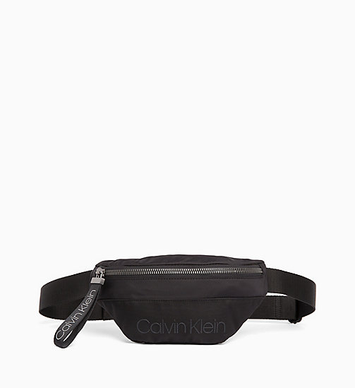 CALVINKLEIN Bum Bag - BLACK - CALVIN KLEIN NEW IN - main image