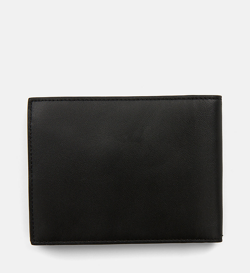 CALVINKLEIN Leather Wallet - NIGHTSCAPE - CALVIN KLEIN MEN - detail image 1