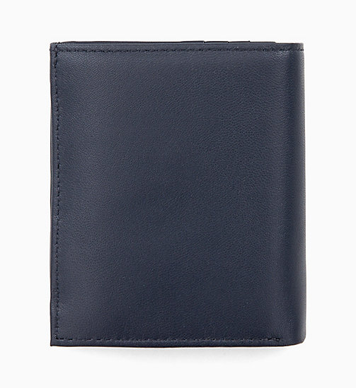 CALVINKLEIN Leather Wallet - NIGHTSCAPE - CALVIN KLEIN WALLETS & SMALL ACCESSORIES - detail image 1