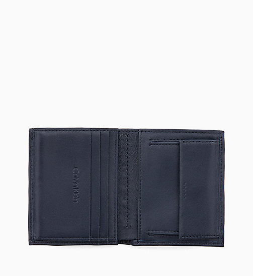 CALVIN KLEIN Leather Wallet - NIGHT SCAPE - CALVIN KLEIN ALL GIFTS - detail image 1