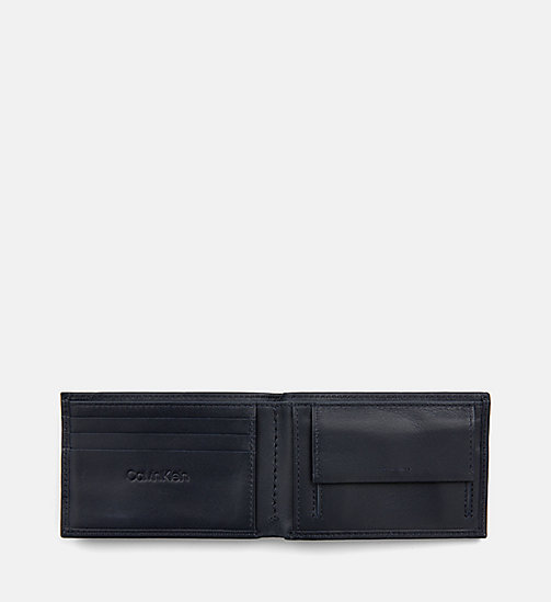 CALVIN KLEIN Leather Wallet - NIGHTSCAPE - CALVIN KLEIN ALL GIFTS - detail image 1