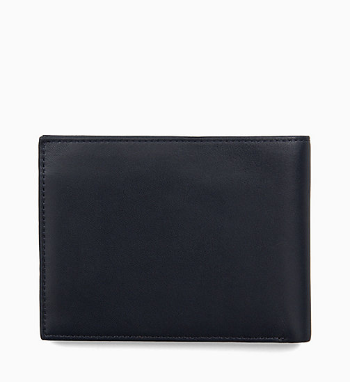 CALVINKLEIN Leather Wallet - NIGHTSCAPE -  MEN - detail image 1