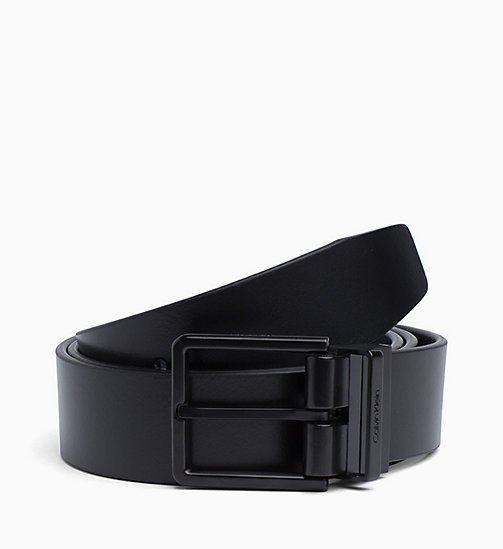 CALVINKLEIN Leather Belt Gift Box - BLACK - CALVIN KLEIN ALL GIFTS - detail image 1
