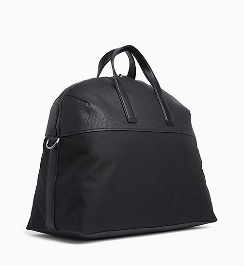 CALVINKLEIN Weekend Bag - BLACK - CALVIN KLEIN WEEKEND BAGS - detail image 1