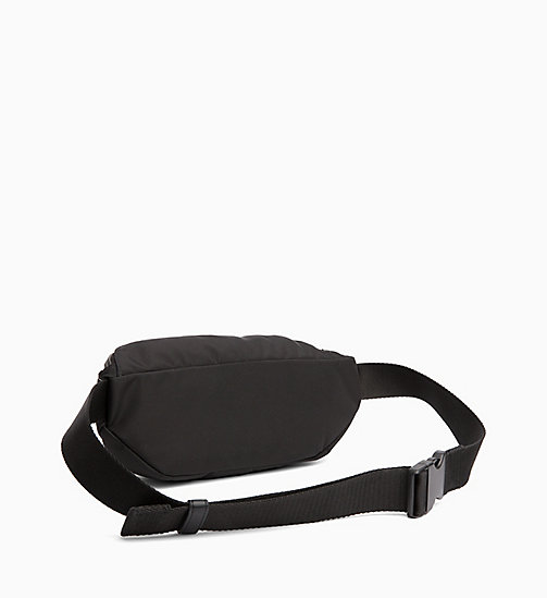 CALVINKLEIN Nylon Bum Bag - BLACK -  BUM BAGS - detail image 1