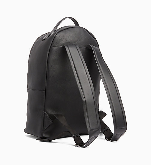 CALVINKLEIN Round Backpack - BLACK -  BACKPACKS - detail image 1