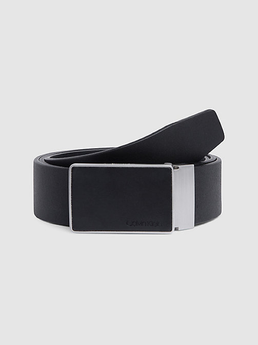 CALVIN KLEIN Leather Belt Gift Box - BLACK - CALVIN KLEIN ALL GIFTS - detail image 1