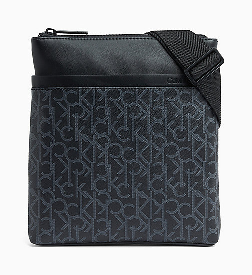 dd00624dc438 £75.00Logo Flat Cross Body Bag