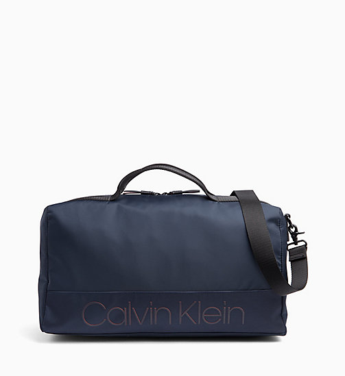 CALVIN KLEIN Duffle Bag - NAVY - CALVIN KLEIN NEW IN - main image