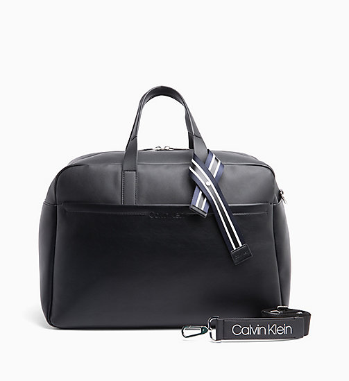 CALVIN KLEIN Weekend Bag - BLACK - CALVIN KLEIN VALENTINES - main image