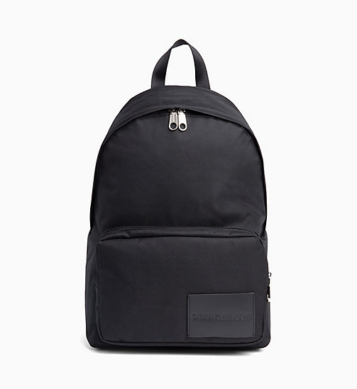 CALVIN KLEIN JEANS Round Backpack - BLACK - CALVIN KLEIN JEANS NEW IN - main image