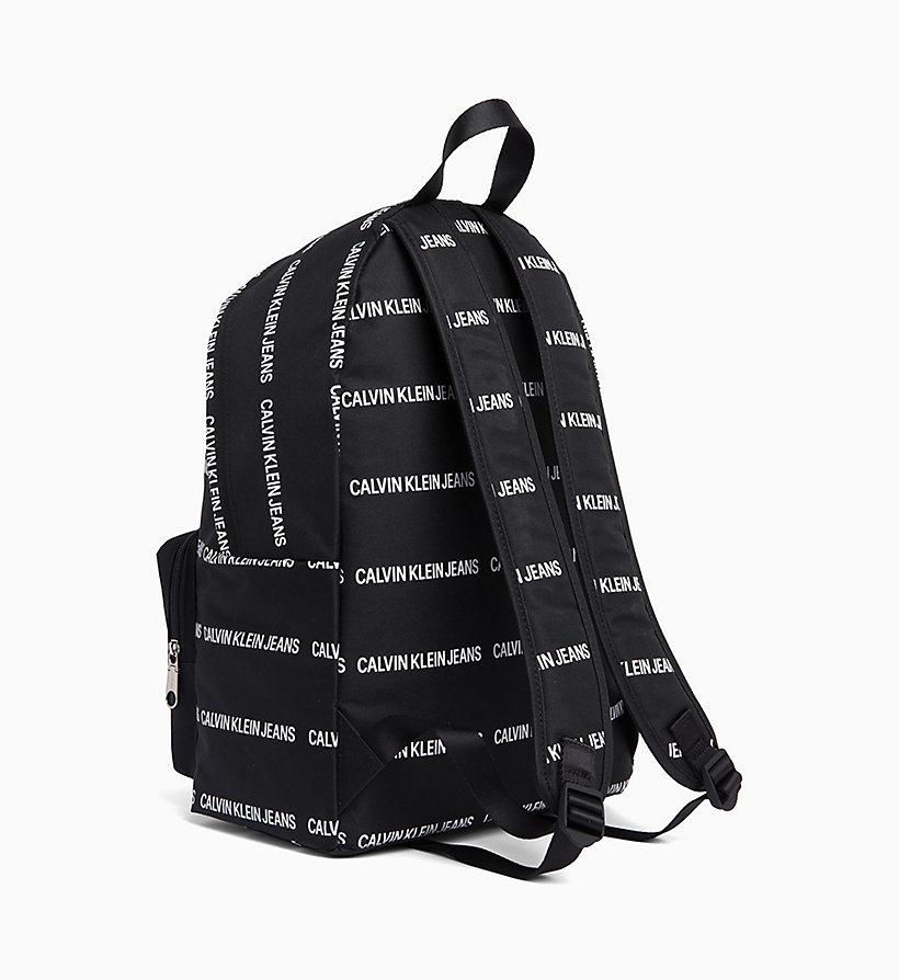 CALVIN KLEIN JEANS Round Backpack - CHECKERED PRINT - CALVIN KLEIN JEANS MEN - detail image 1