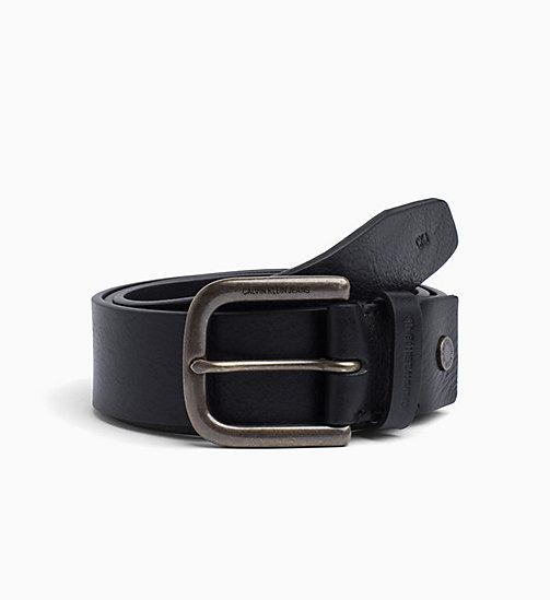 d73893826 Men's Belts   Leather & Web Belts   CALVIN KLEIN® - Official Site