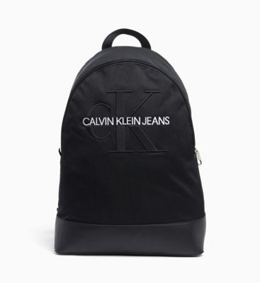 Nylon Twill Round Backpack CALVIN KLEIN® | K50K504733001