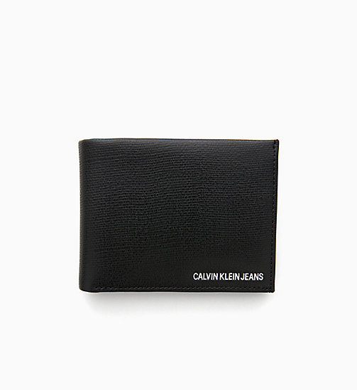 pretty nice c3fe4 7d694 Men s Wallets   Card Holders   CALVIN KLEIN® - Official Site UK