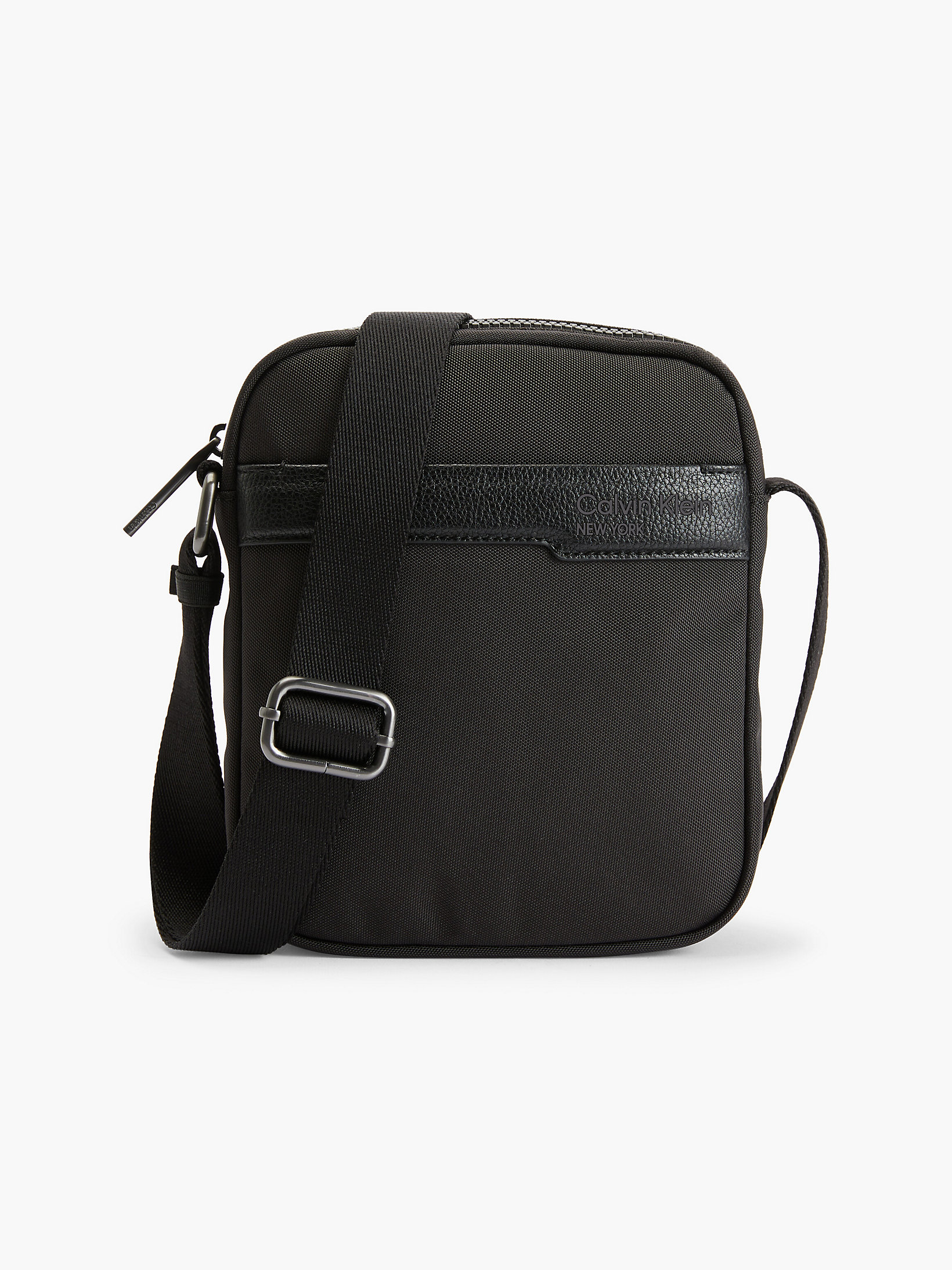Small Polyester Nylon Crossbody Bag