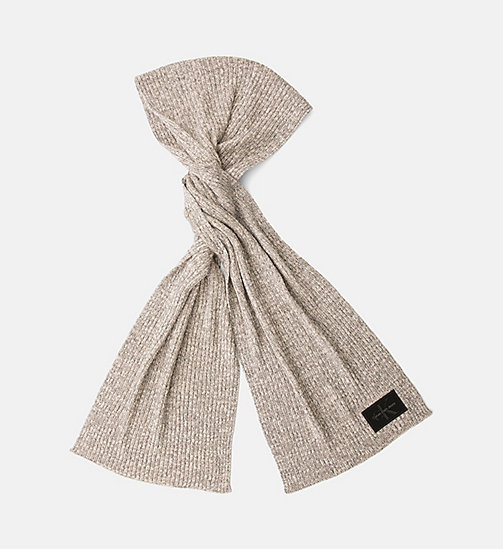 CALVINKLEIN Wool Blend Scarf - SOFT PINK - CALVIN KLEIN SHOES & ACCESORIES - main image