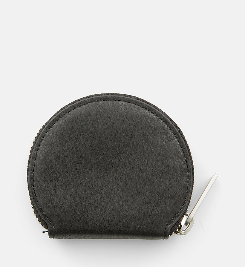 CALVINKLEIN Coin Purse - STEEL GREY - CALVIN KLEIN WOMEN - detail image 1