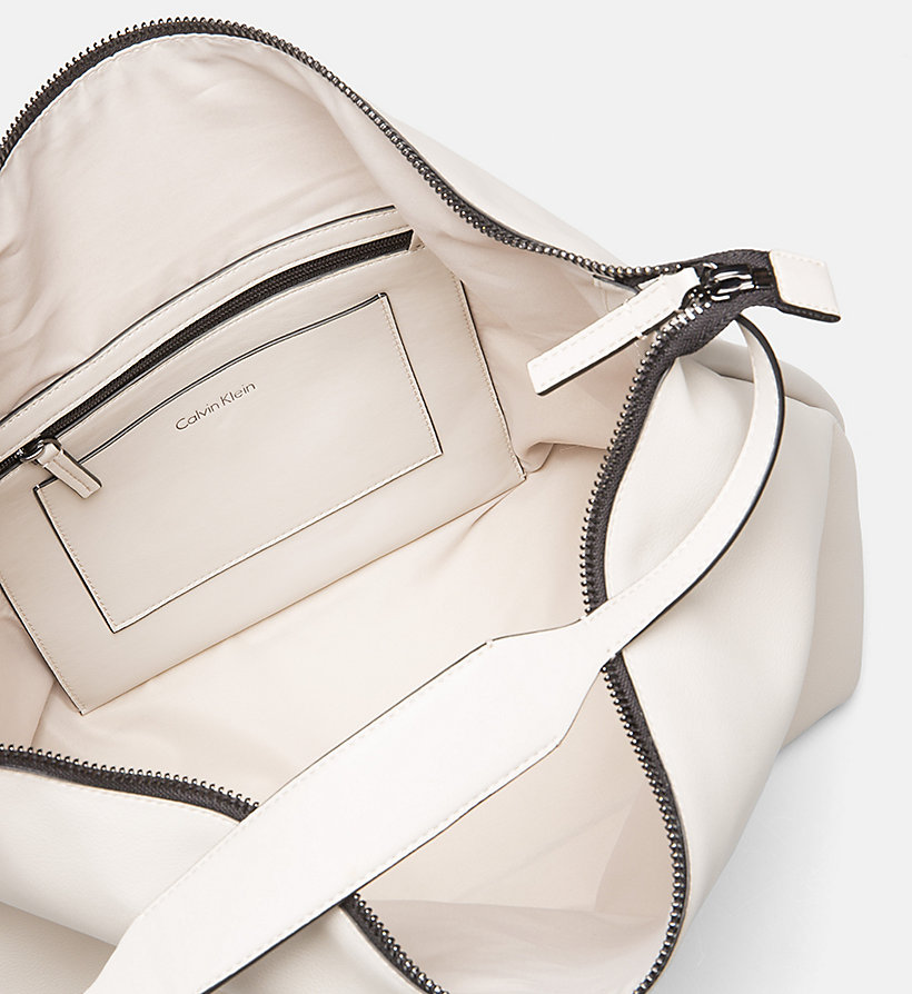 CALVINKLEIN Large Hobo - DUSTY LAVENDER - CALVIN KLEIN BAGS & ACCESSORIES - detail image 2