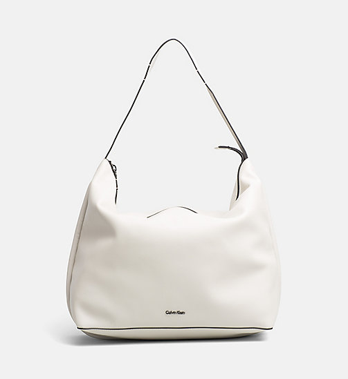 CALVINKLEIN Large Hobo - CEMENT - CALVIN KLEIN SHOES & ACCESSORIES - main image