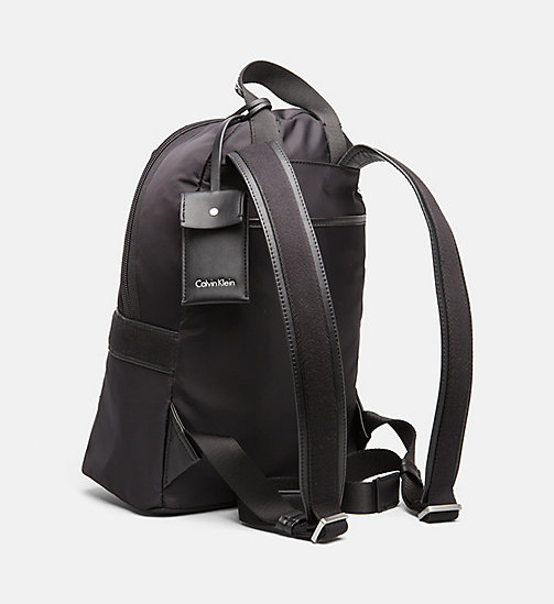 CALVINKLEIN Nylon Backpack - BLACK - CALVIN KLEIN BACKPACKS - detail image 1