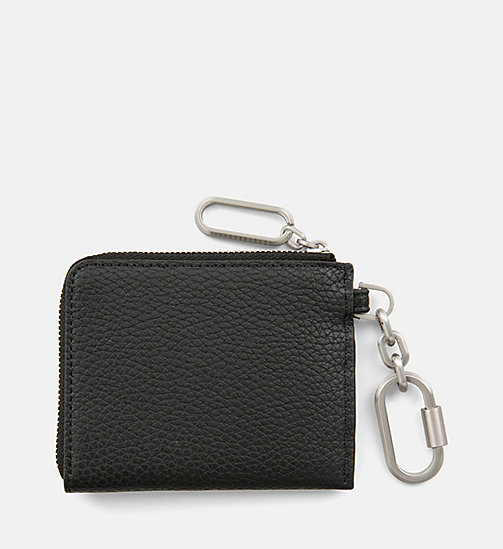 CALVINKLEIN Cardholder Keyring Giftbox - BLACK - CALVIN KLEIN SHOES & ACCESSORIES - detail image 1