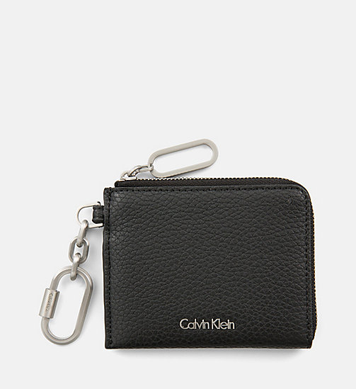 CALVINKLEIN Cardholder Keyring Giftbox - BLACK - CALVIN KLEIN SHOES & ACCESSORIES - main image